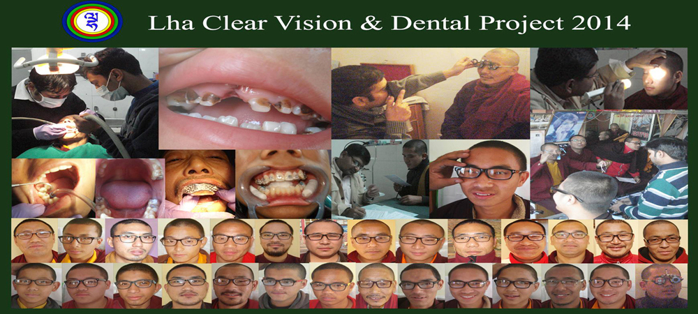 Lha Dental Care and Clear Vision